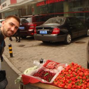 20130508_Beijing_Sommerpalast_wilede_Erdbeeren