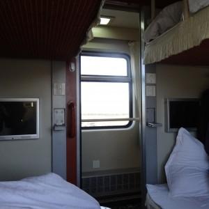 20130517_Xining_Lhasa_Tibetbahn_verschließbares_Abteil
