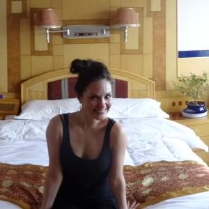 20130520_Tibettour_Shigatse_Schlafzimmer