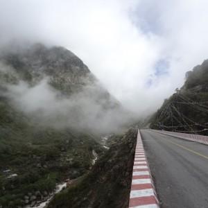 20130523_Sonnenaufgang_Himalaya_LaLungLa_subtropischer_Bergwald_Zhangmu_032