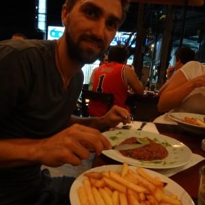 TARTAR @ Sairee Sairee Restaurant