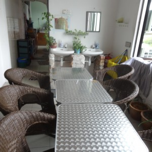 Wohnzimmer - Old Town Guesthouse, Melaka