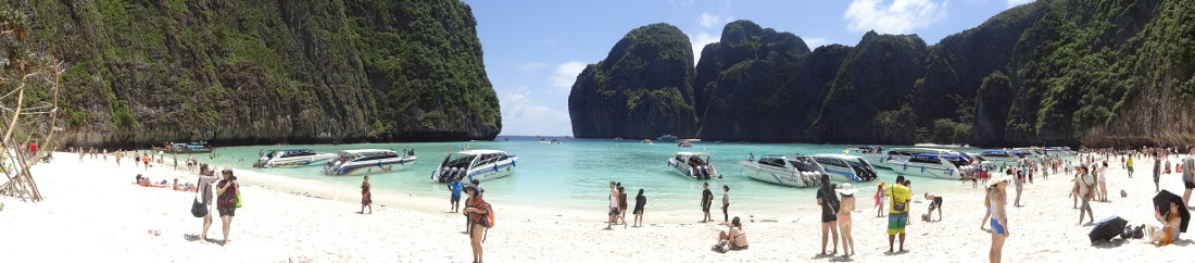 Thailand // Ko Phi Phi Islands: Maya Bay