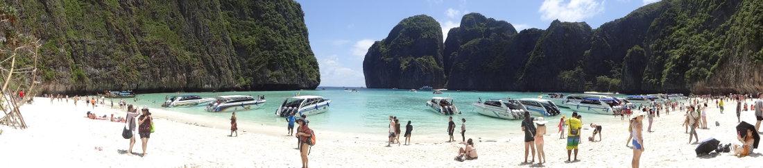 Thailand // Ko Phi Phi Islands: Maya Bay