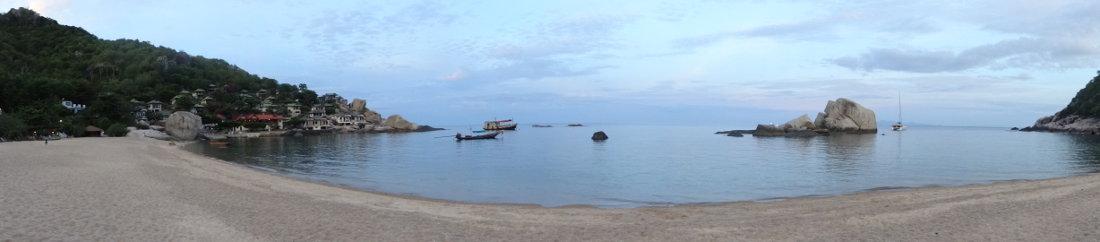 Thailand: Koh Tao: Tanote Bay