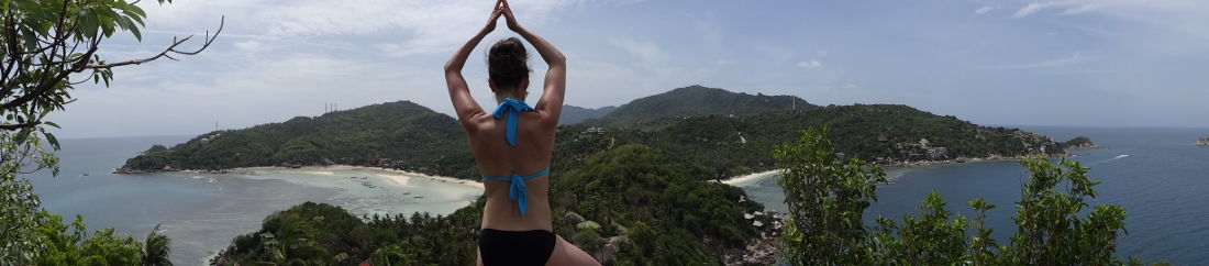 Koh Tao: Freedom Hill Viewpoint_