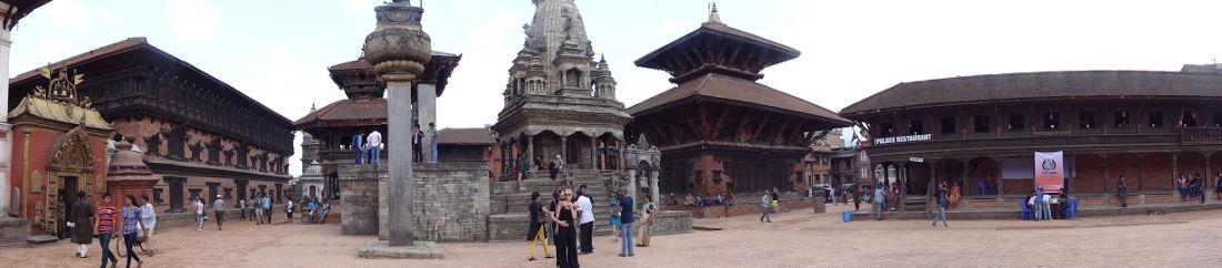 Nepal: Bhaktapur
