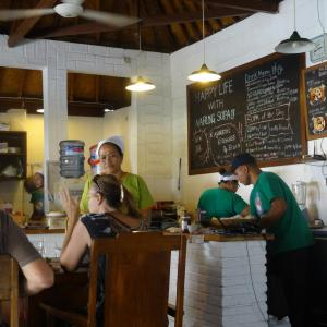 Restaurant Sopa in Ubud