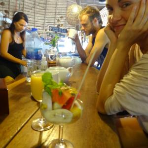 Mushroom Point, Sihanoukville: Frühstück Starter