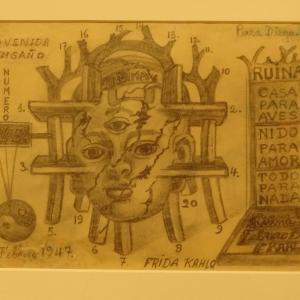 Zeichnungen_Frida_Kahlo_001